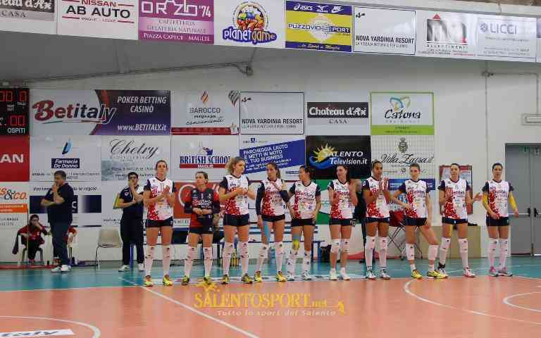 volley maglie