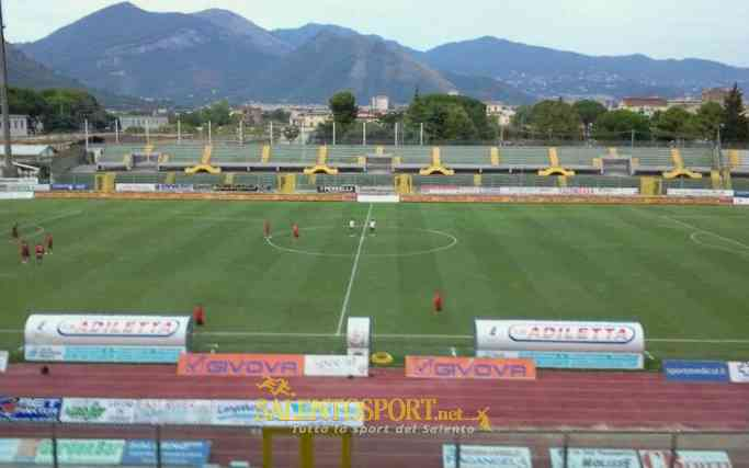 stadio san francesco d'assisi nocerina