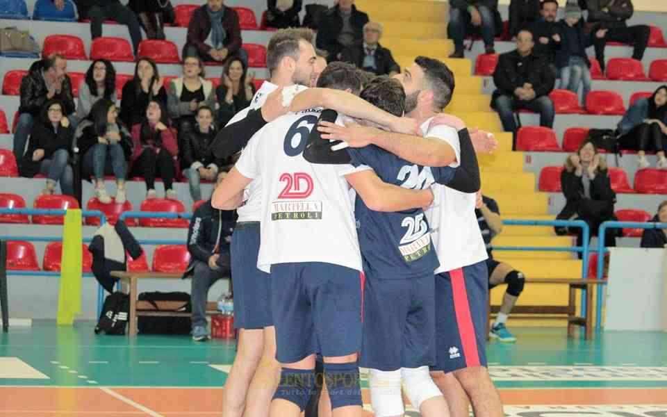 tricase-volley