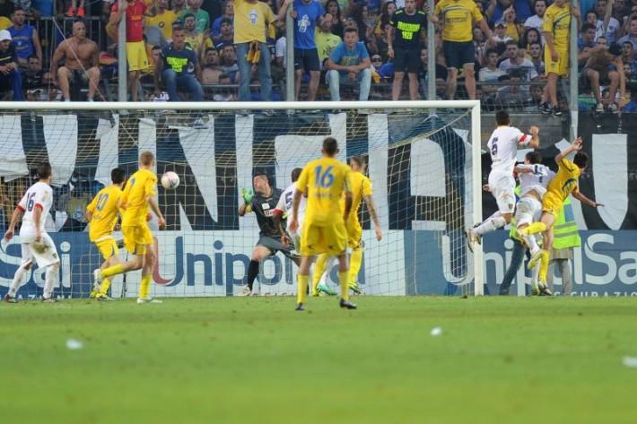frosinone lecce 070614 gol frara federico gaetano