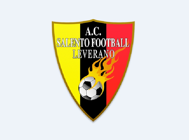 salento football leverano logo