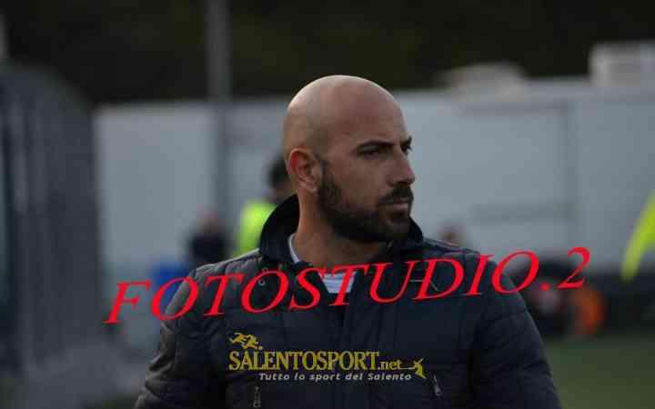 Antonio Calabro, tecnico della Virtus Francavilla Calcio (@FotoStudio.2)