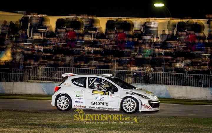Rally Bergantino-Paglione (L. D'Angelo) Casarano '15