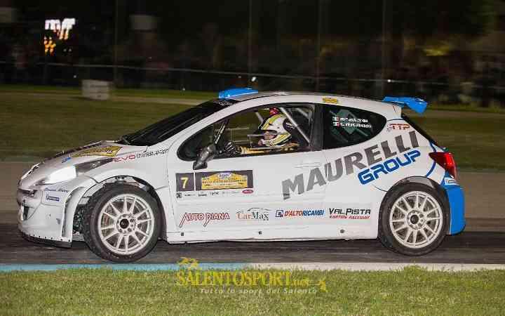 Rally D'Alto-Liburdi (S.Vantaggiato) Casarano '14