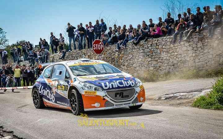 Rally Rizzello-Sorano (L. D'Angelo) Casarano '15