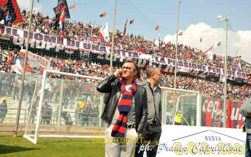 Il presidente Campitiello - SalentoSport F. Capriglione