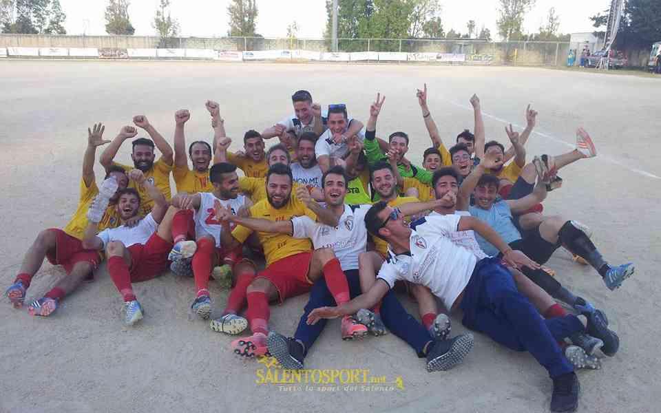 aradeo festeggia vittoria playoff 170515 foto fb aradeo
