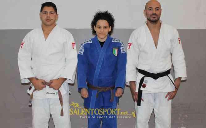 corrado - capone - carenza judo