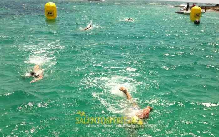 trofeo zeus nuoto in acque libere