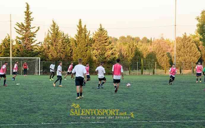 gallipoli allenamento 2015 16