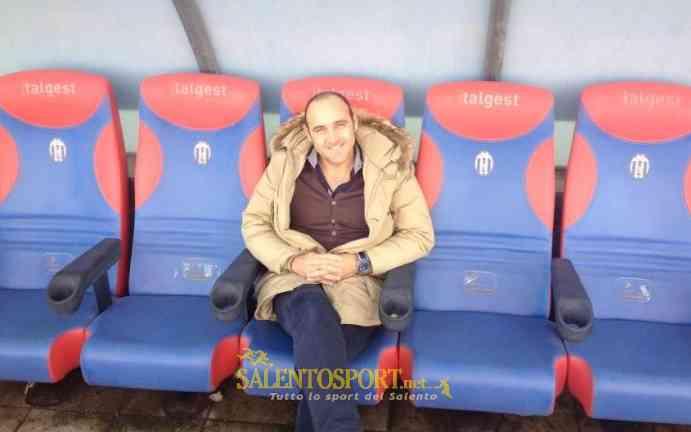 P. Galeone, Team Manager del R. San Giorgio