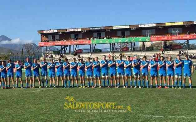rugby nazionale under 18