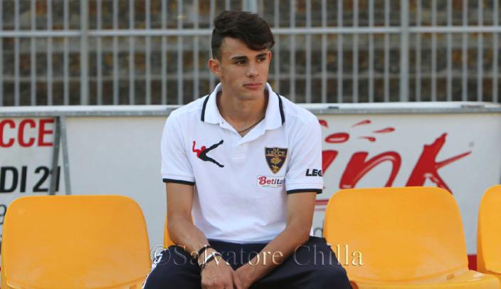 Cuppone Luigi Lecce - foto Salvatore Chilla