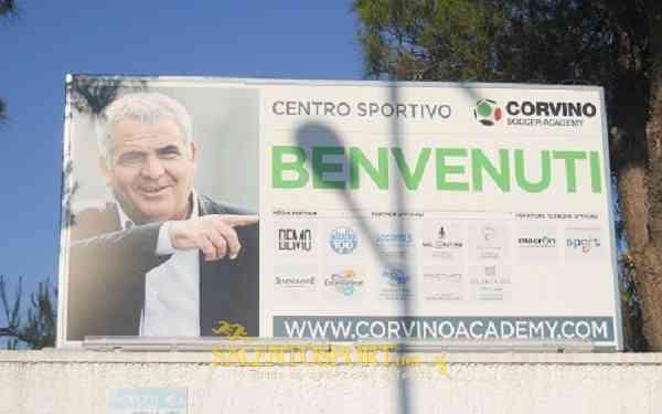 corvino soccer academy insegna ss