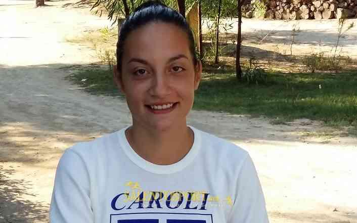 zaccaria vanessa salento women soccer