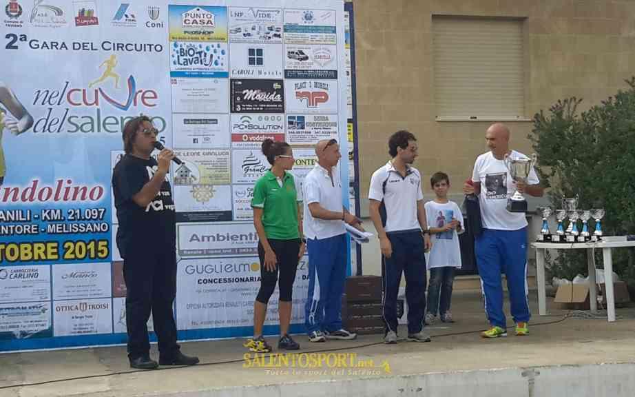 maratonina cinque campanili 18.10.15 melissano SS