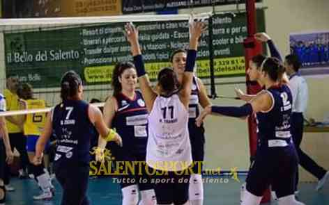 tricase volley femminile 15 16
