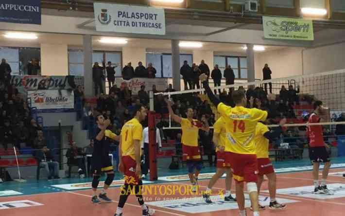 volley taviano vince a tricase 170116