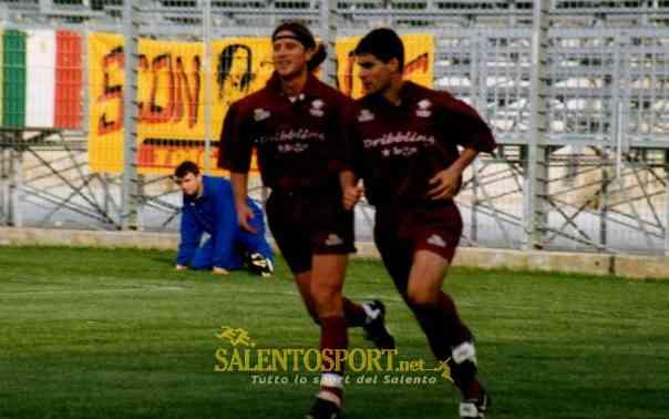 Daniele Vantaggiato (a sinistra) @Nardogranata.com