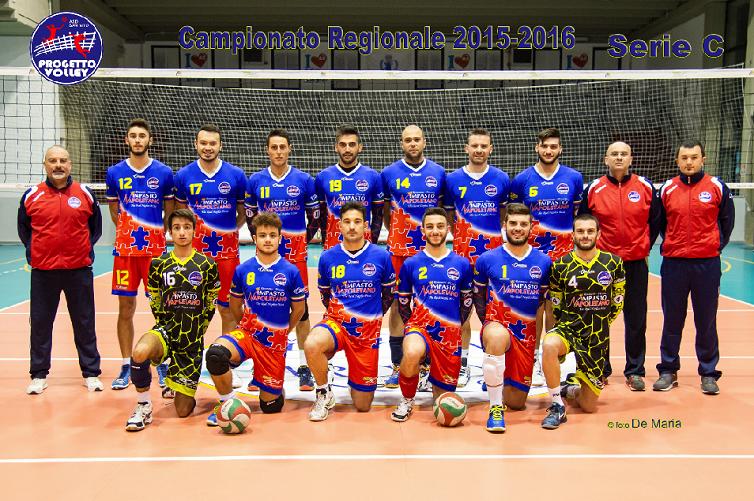 Progetto Volley San Vito 2015-2016