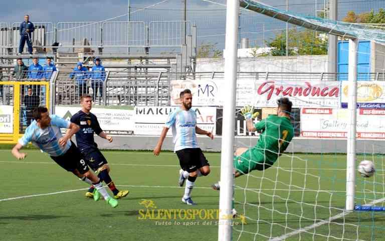 Picci-gol: la Virtus Francavilla Calcio vola (@G. Cannella)