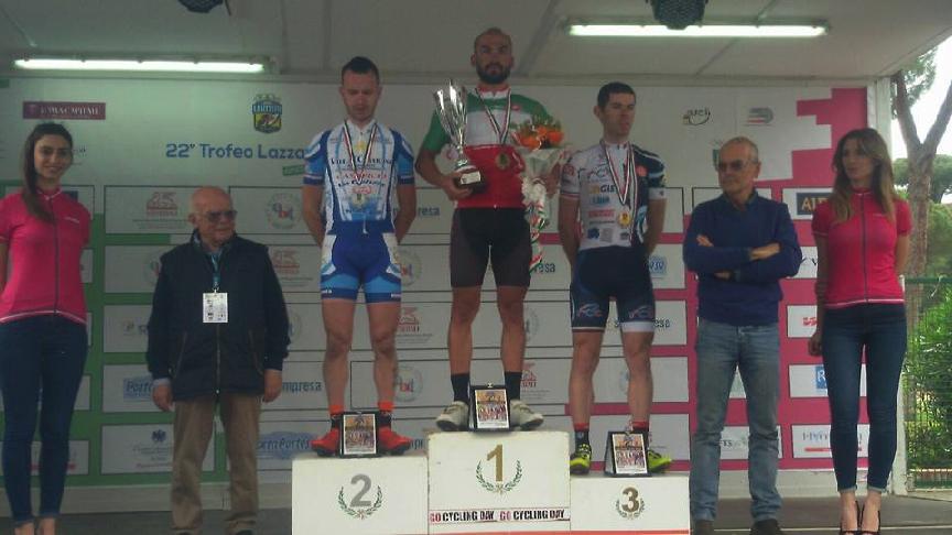 Salvatore Cazzato GS Piconese Evò