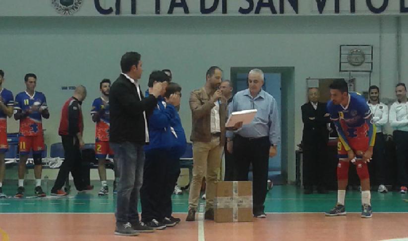 San Vito Volley defibrillatori