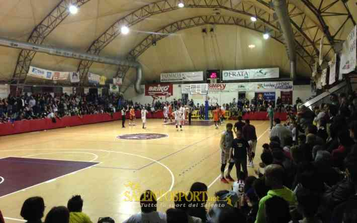 basket nardo-foggia ph salentosport