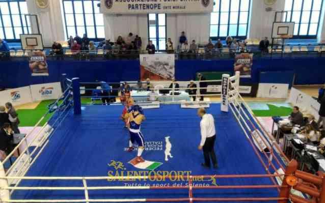 boxe schoolboys generica giovanili