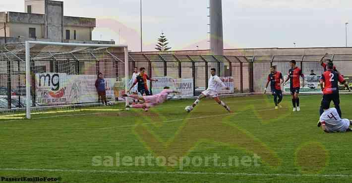 Il gol di Presicce - Nardò_Fondi_11_201215_ss_Passeri