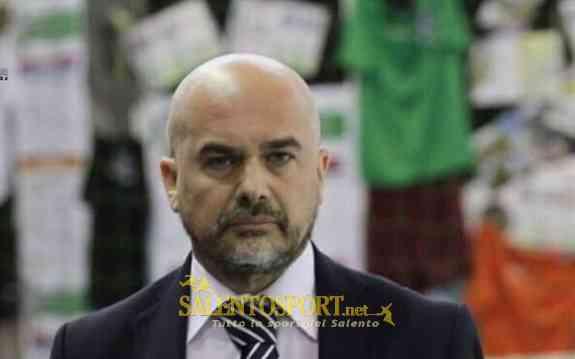 mastrangelo vincenzo coach alessano