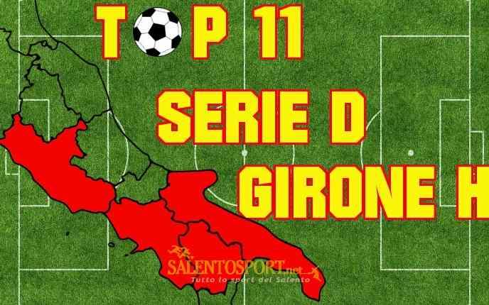 top 11 serie d