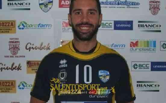 Stefano Sergio Volley Leverano