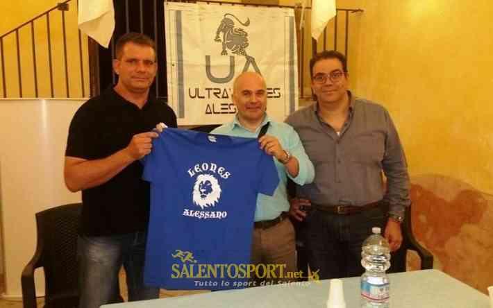 mastrangelo vincenzo coach aurispa alessano al centro