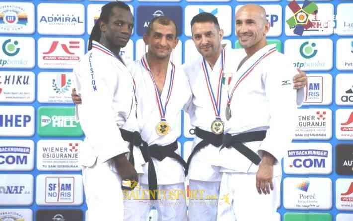 rocchino scozzi europei croazia judo giugno 16