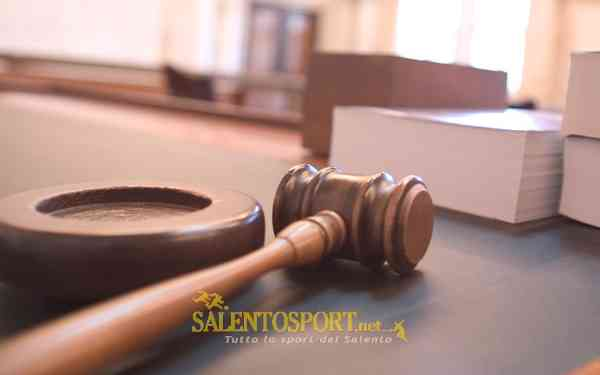 tribunale giudice sportivo disciplinare generica