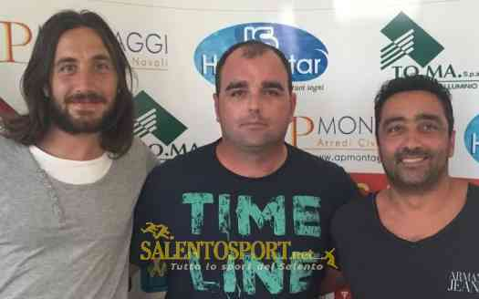 trio atletico aradeo politi e staff