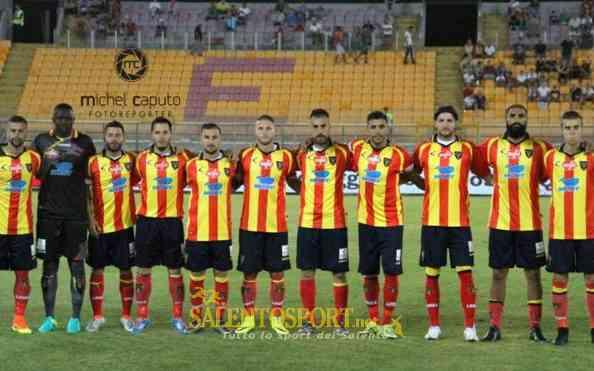 lecce 16 17 vs altovicentino tim cup 300716 michel caputo