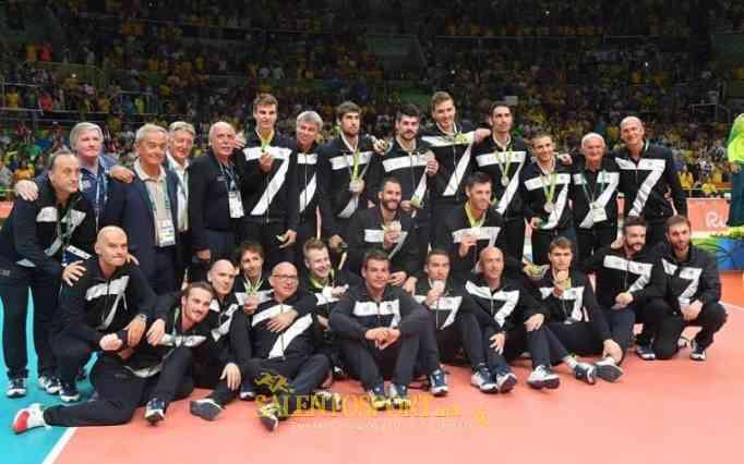 nazionale italia volley colaci corsano olimpiadi rio finale persa vs brasile 210816