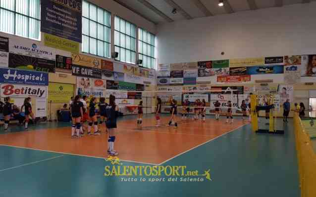 alessano volley