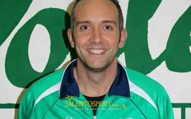mister Alessandro Marte coach alliste volley