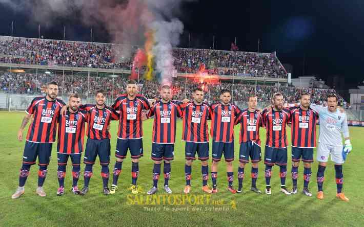 La formazione del Taranto (@Salento Sport/F Capriglione)