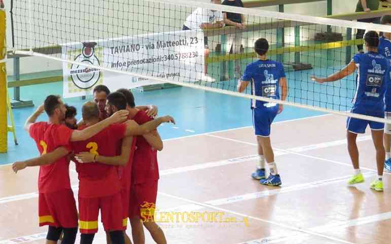 Pag Edilcentro Volley Taviano