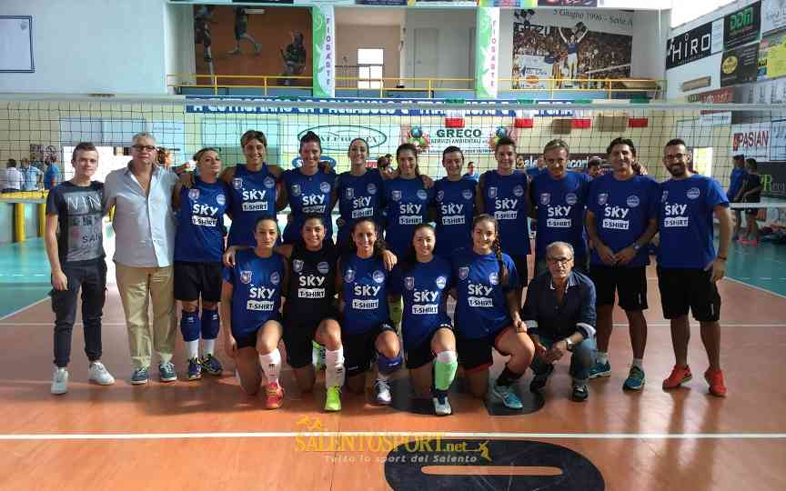 Brindisi-San Vito Volley 2016-2017