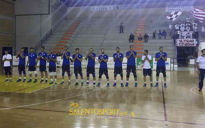 Olimpia Galatina Serie B 2016-17