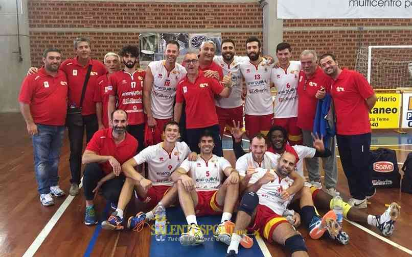 Pag Volley Taviano 2016-2017