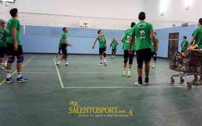 Showy Boys Galatina Volley