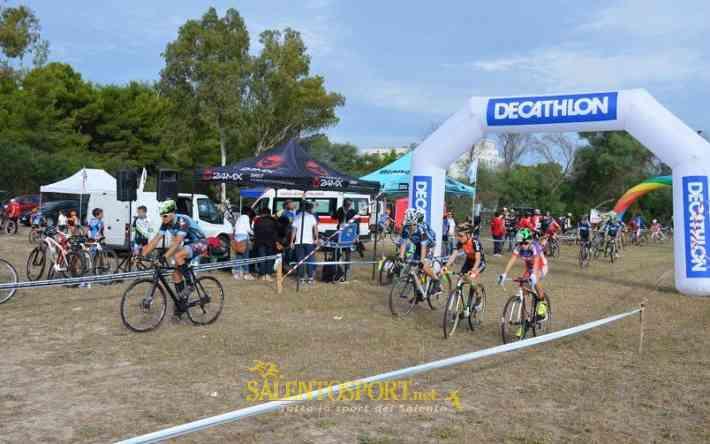 Trofeo dei Tre Mari di Cyclocross Gallipoli 091016