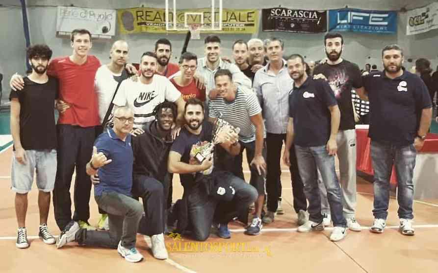 Vincitori trofeo volley Perle di Puglia