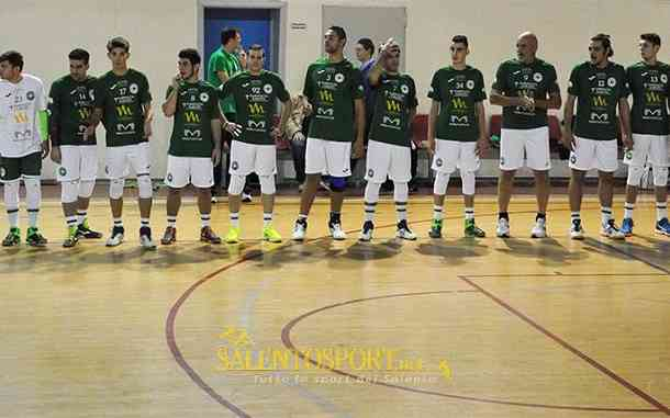 Showy Boys Galatina 2016-2017